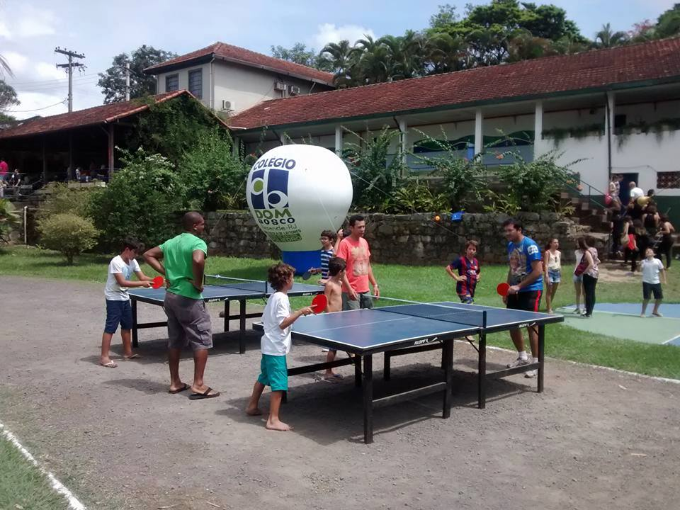 Domingo Família e Feira de Ciências 2015
